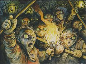 Torches and Pitchforks CC-BY-NC-SA by TV Tropes Foundation