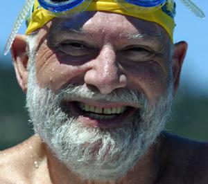 Photo from Oliver Sacks' website