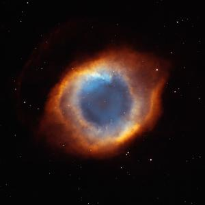 Photo credit: NASA, NOAO, ESA, the Hubble Helix Nebula Team, M. Meixner (STScI), and T.A. Rector (NRAO)