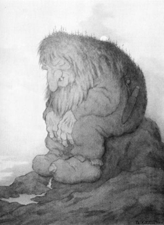 Theodor Kittelsen - Public Domain