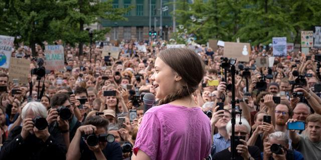 Greta-Thunberg-imageBROKER⁄Christian Mang⁄Newscom